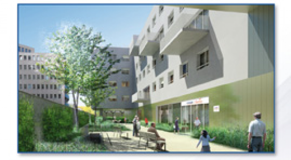 programme ehpad epad ephad mapad - programme residence l'imperial colombes (92)